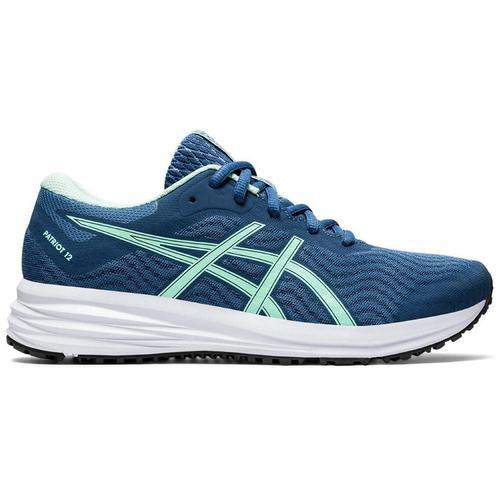 Asics Patriot 12 Kadın Lacivert Koşu Ayakkabısı (1012A705-023)