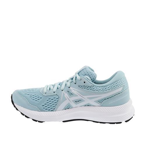 Asics Gel-Contend 7 Kadın Mavi Koşu Ayakkabısı (1012A911-402)