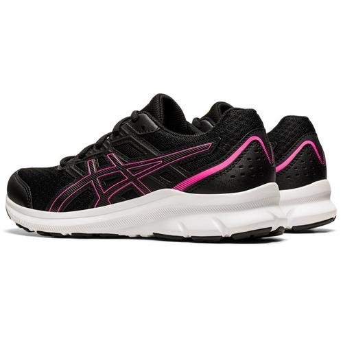 Asics Jolt 3 Kadın Siyah Koşu Ayakkabısı (1012A908-004)