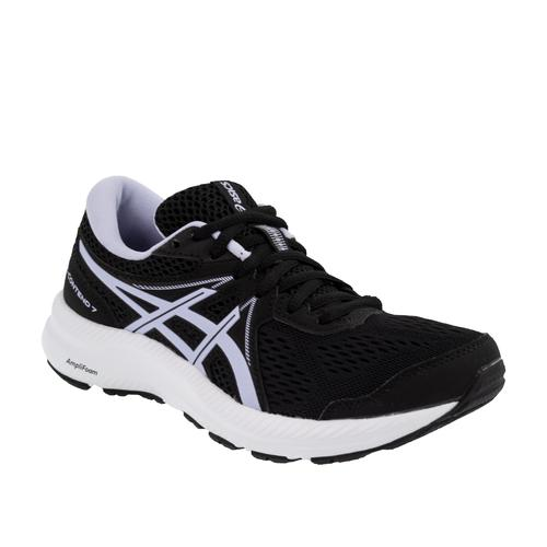 Asics Gel-Contend 7 Kadın Siyah Koşu Ayakkabısı (1012A911-005)