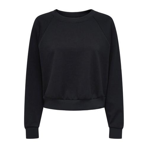 Only Raglan Joy Kadın Siyah Sweatshirt (15228998-B)