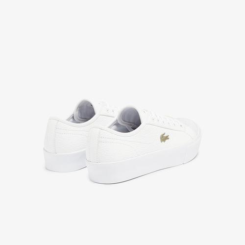 Lacoste Ziane Plus Grand Kadın Beyaz Spor Ayakkabı (741CFA0054.21G)