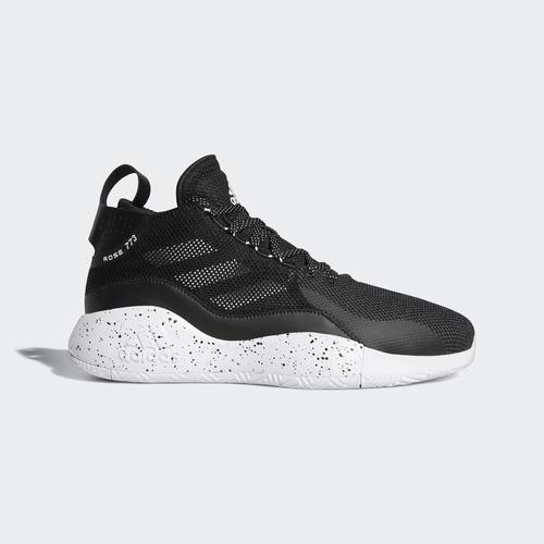 adidas D Rose 773 2020 Erkek Siyah Basketbol Ayakkabısı (FX7123)