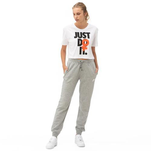 Nike Essential Kadın Gri Eşofman Altı (BV4095-063)