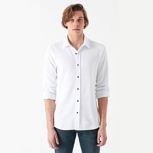 Mavi Erkek Beyaz Gömlek (021324-620)