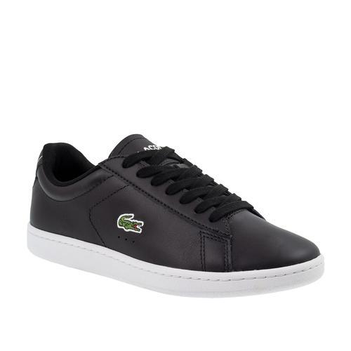 Lacoste Carnaby Evo 0120 Kadın Siyah Spor Ayakkabı (740SFA0037.312)