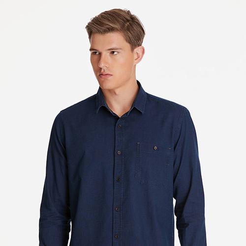 Mavi Indigo Erkek Lacivert Gömlek (021300-18790)