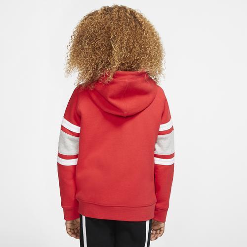 Nike Air Hoodie Çocuk Pembe Ceket (86F290-U10)