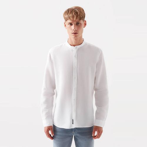 Mavi Erkek Beyaz Gömlek (021565-620)