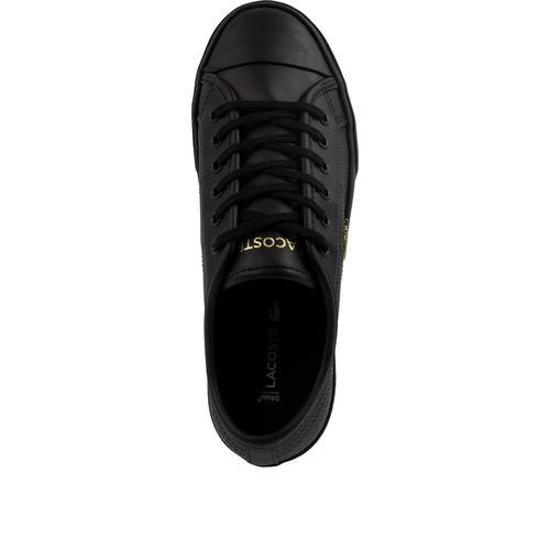 Lacoste Ziane Plus Grand 01201 Kadın Siyah Spor Ayakkabı (740CFA0005.1V7)