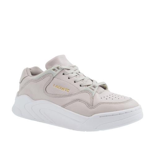 Lacoste Court Slam 0320 2 Kadın Beyaz Deri Spor Ayakkabı (740SFA0014.03A)
