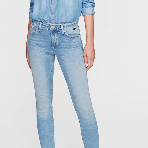 Mavi Adriana Kadın Mavi Jean Pantolon (1072928050)