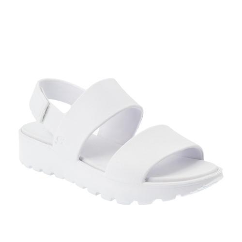 Skechers Footsteps-Breezy Feels Kadın Beyaz Sandalet (111054-WHT)