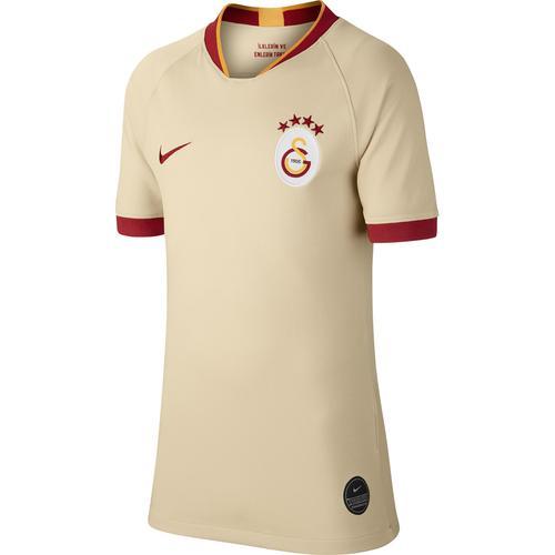 Nike Galatasaray Çocuk Bej Deplasman Maç Forması (AJ5802-248)