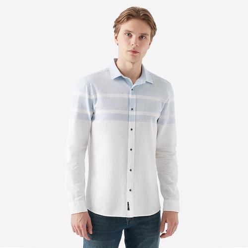 Mavi Erkek Beyaz Gömlek (021613-620)