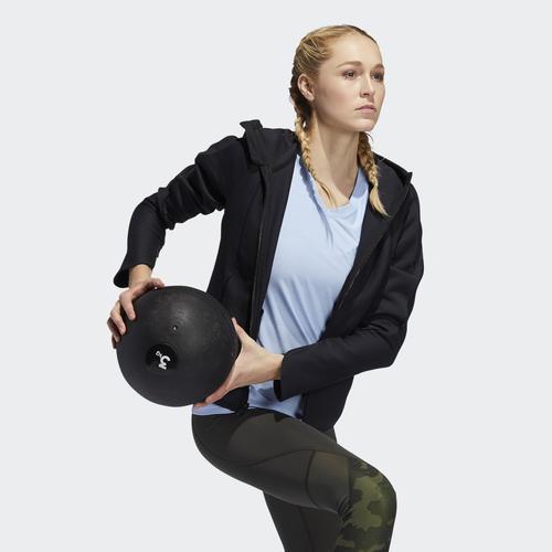 adidas Climaheat Kadın Siyah Ceket (DY4198)