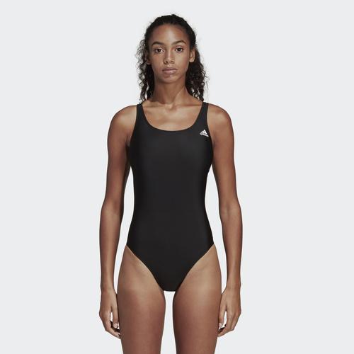 adidas Athly V Solid Kadın Siyah Mayo (DQ3310)