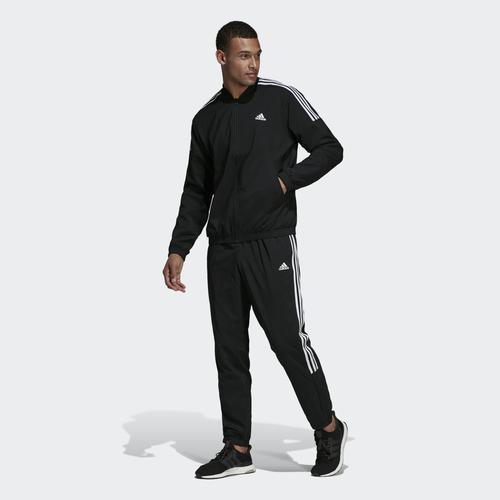 adidas MTS Woven Light Erkek Siyah Eşofman Takımı (DV2466)