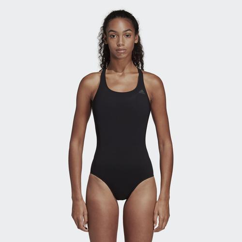 adidas Solid Kadın Siyah Mayo (DQ3312)