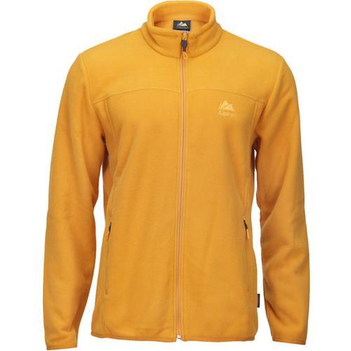 Alpinist Kentt Erkek Sarı Polar Ceket (AL600401-HAR)