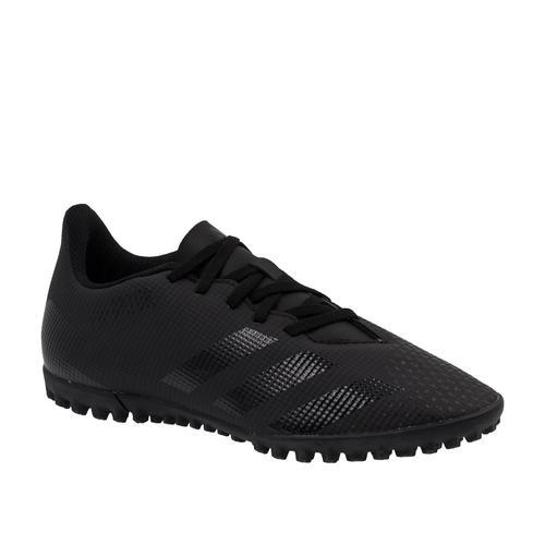 adidas Predator 20 Erkek Siyah Halı Saha Ayakkabısı (EF1662)
