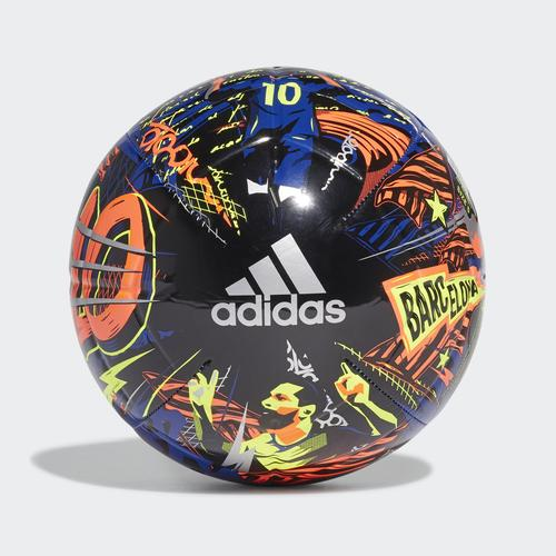 adidas Messi Club Siyah Futbol Topu (FS0296)