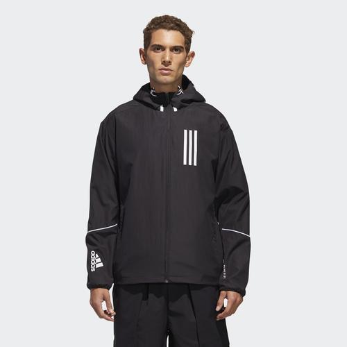 adidas W.N.D. Erkek Siyah Rüzgarlık (GF4015)