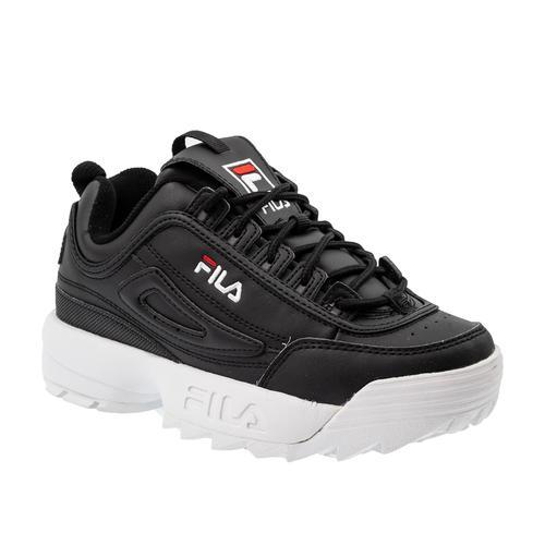 Fila Disruptor Kadın Siyah Spor Ayakkabı (1010302-25Y)