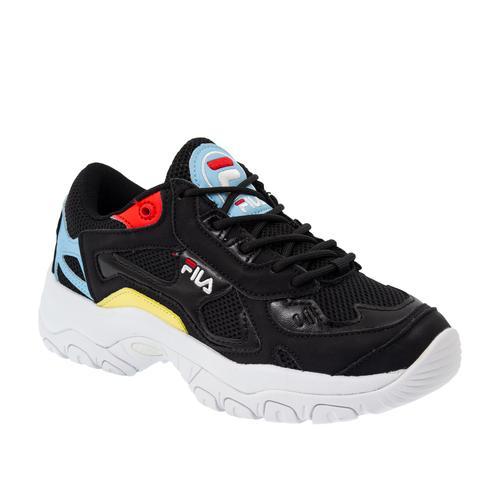 Fila Select Kadın Siyah Spor Ayakkabı (1010662-14A)