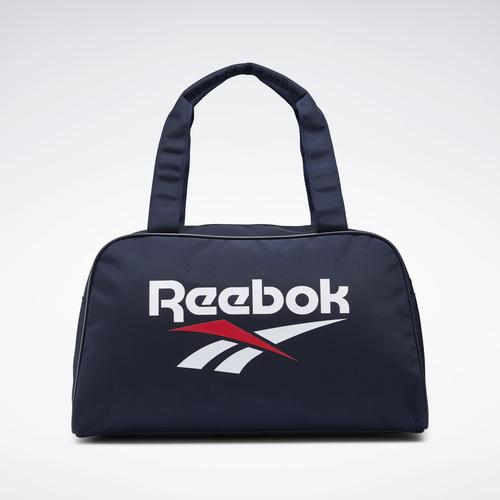 Reebok Classics Foundation Lacivert Spor Çantası (GG6715)