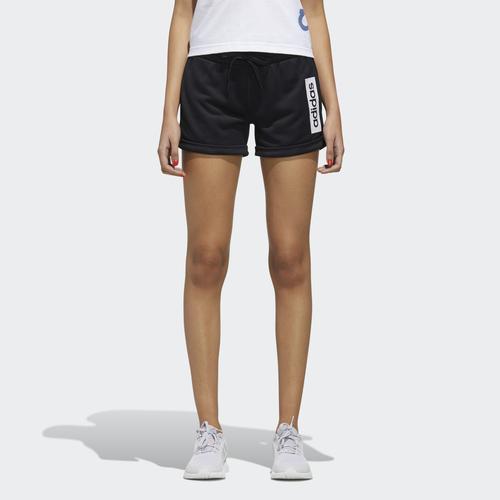 adidas Colorblock Kadın Siyah Şort (FM6130)