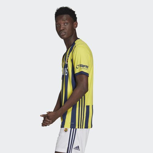 adidas Fenerbahçe SK 20/21 Erkek Sarı İç Saha Forması (GD3746)