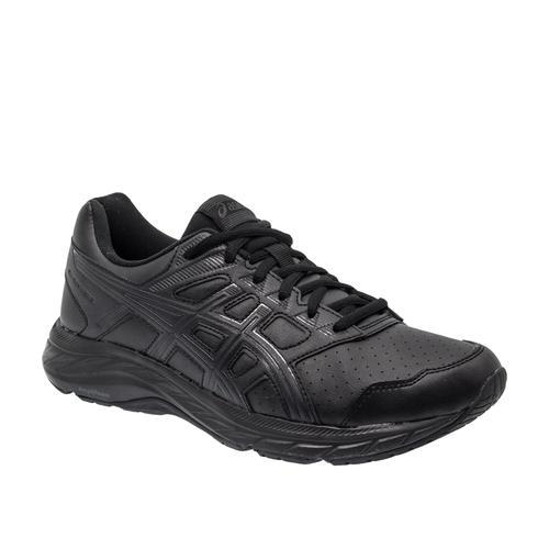 Asics Gel Contend 5 Sl Erkek Siyah Koşu Ayakkabısı (1131A036-001)