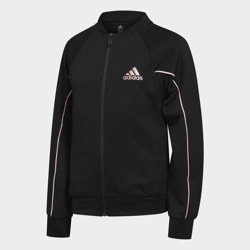 adidas Tiger Çocuk Siyah Ceket (GE0056)