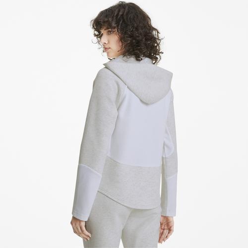 Puma Evostripe Kadın Gri Ceket (581245-19)