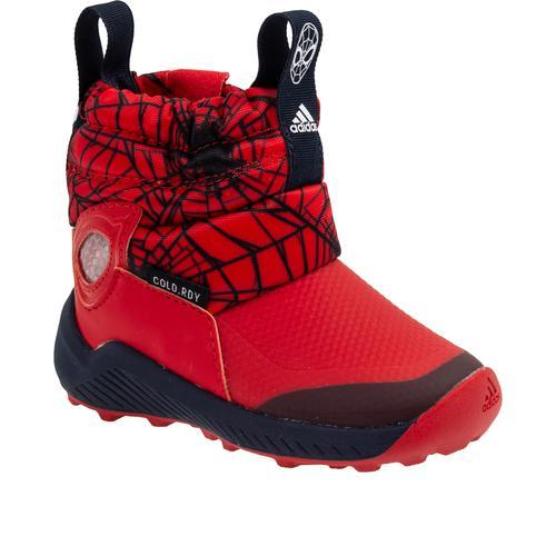 adidas Marvel Spider-Man Çocuk Kırmızı Bot (FV4271)