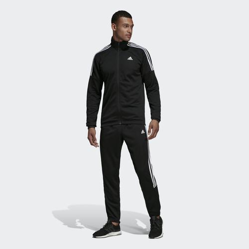 adidas MTS Team Sports Erkek Siyah Eşofman Takımı (DV2447)