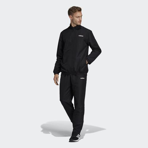 adidas MTS Woven 24/7 Erkek Siyah Eşofman Takımı (DV2461)