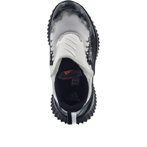 adidas FortaRun Spider-Man Çocuk Siyah Koşu Ayakkabı (D96877)
