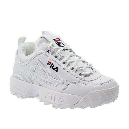 Fila Disruptor Kadın Beyaz Spor Ayakkabı (1010302-1FG)
