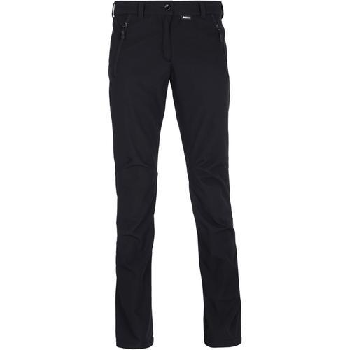 Alpinist Olimpus Softshell Kadın Siyah Pantalon (AL20210-SYH)
