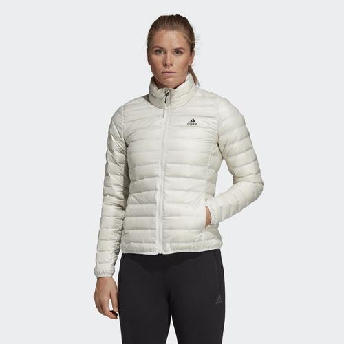 adidas Varilite J Kadın Beyaz Mont (DX0776)