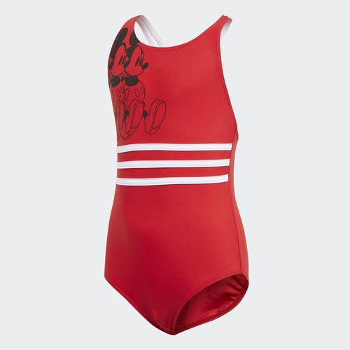 adidas Disney Mickey Mouse Çocuk Kırmızı Mayo (CV4676)
