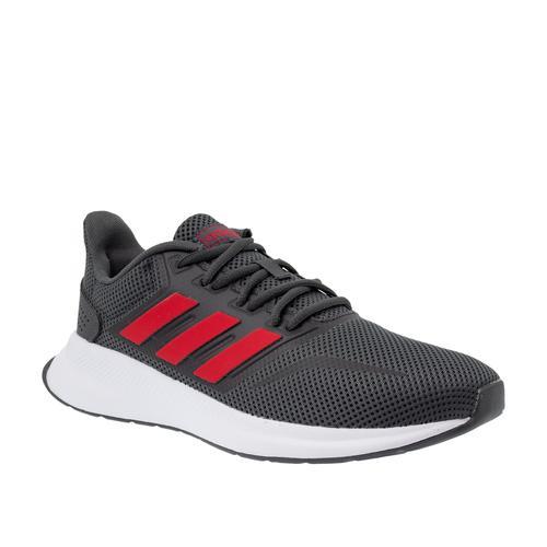adidas Runfalcon Erkek Gri Koşu Ayakkabısı (EG8602)