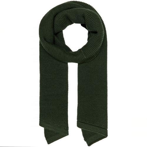 Only Nancy Knit Scarf Kadın Yeşil Atkı (15207192-ROS)