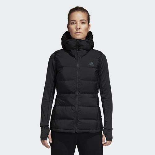 adidas Helionic Vest Kadın Siyah Yelek (BQ1943)