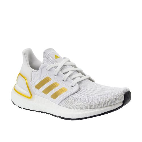 adidas Ultraboost 20 Kadın Beyaz Koşu Ayakkabısı (EG0727)
