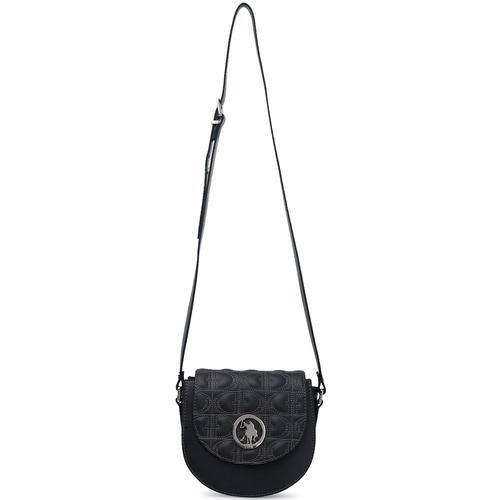 U.S. Polo Assn. Kadın Siyah Omuz Çantası (US19789-128)