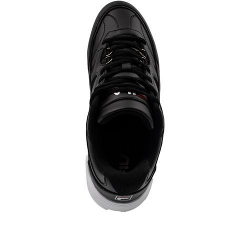 Fila Overtake Erkek Siyah Spor Ayakkabı (1010928-25Y)