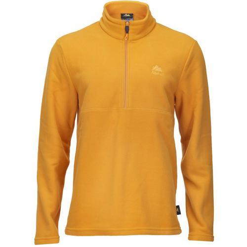 Alpinist Jimm Erkek Sarı Polar Sweatshirt (AL600402-HAR)